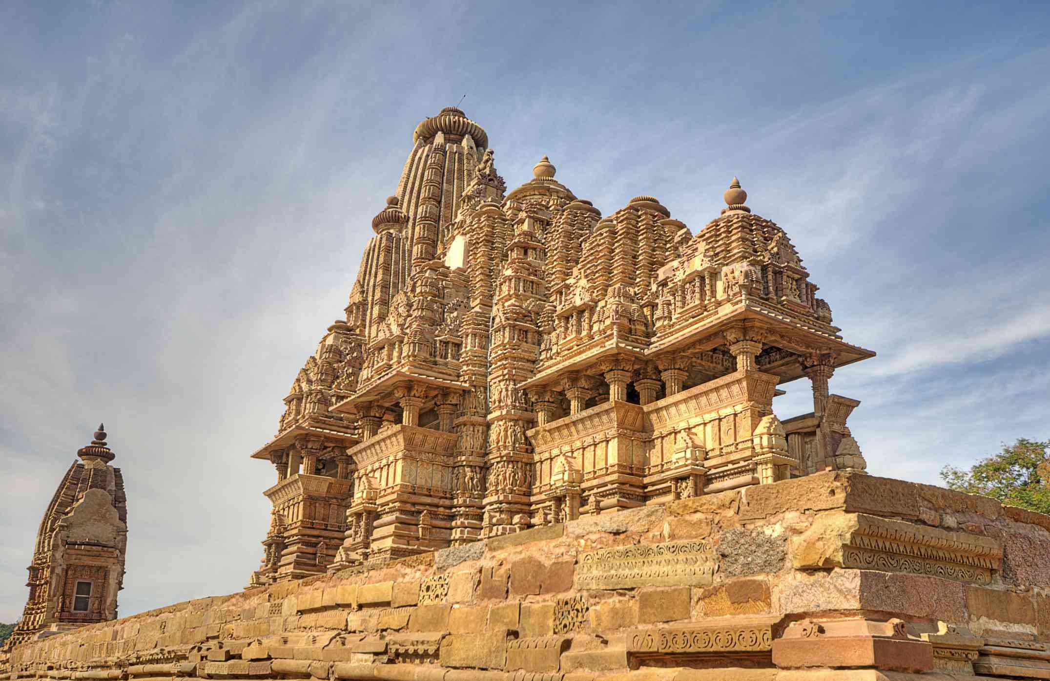 Vishwanatha Temple, Khajuraho, India