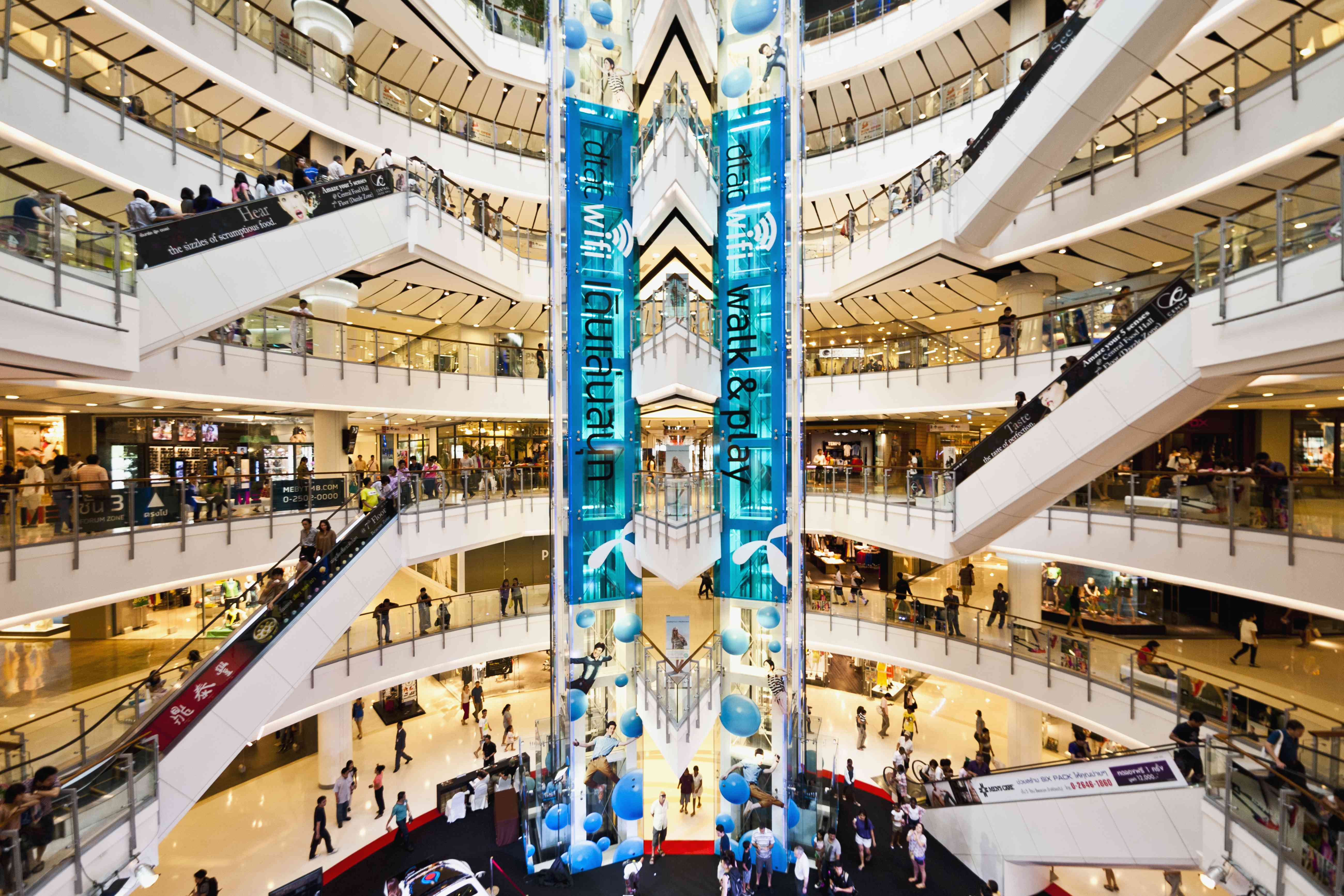 Top Places To Shop In Bangkok
