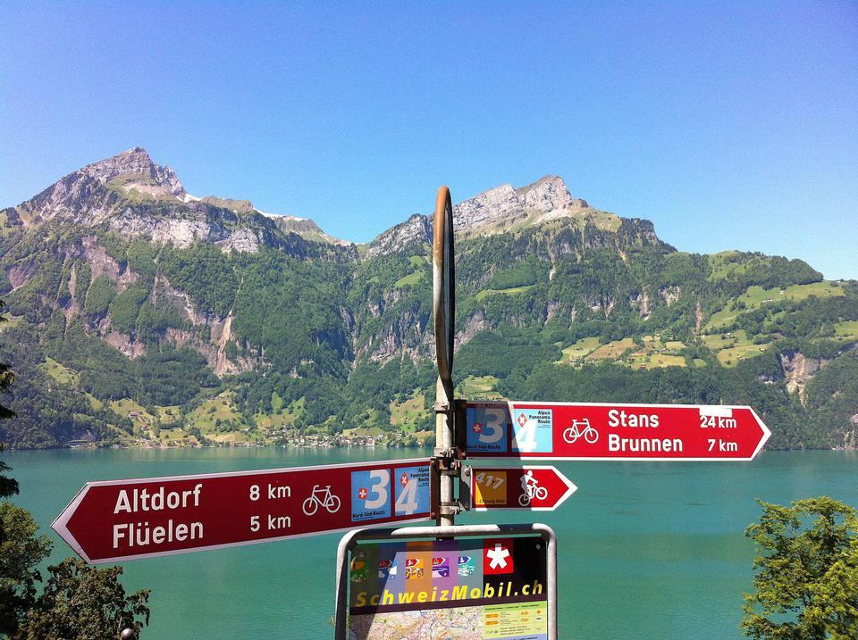 Swiss Lakes