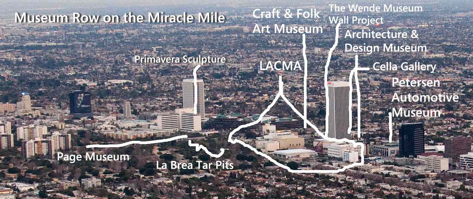 Image result for miracle mile los angeles