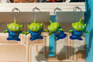Toy story keychains