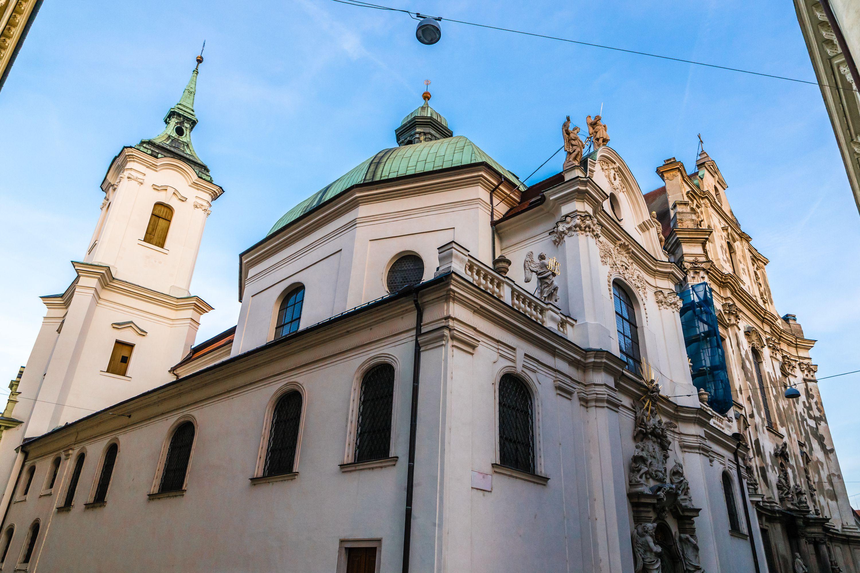Monasterio e Iglesia de St. Johns - Brno, Chequia