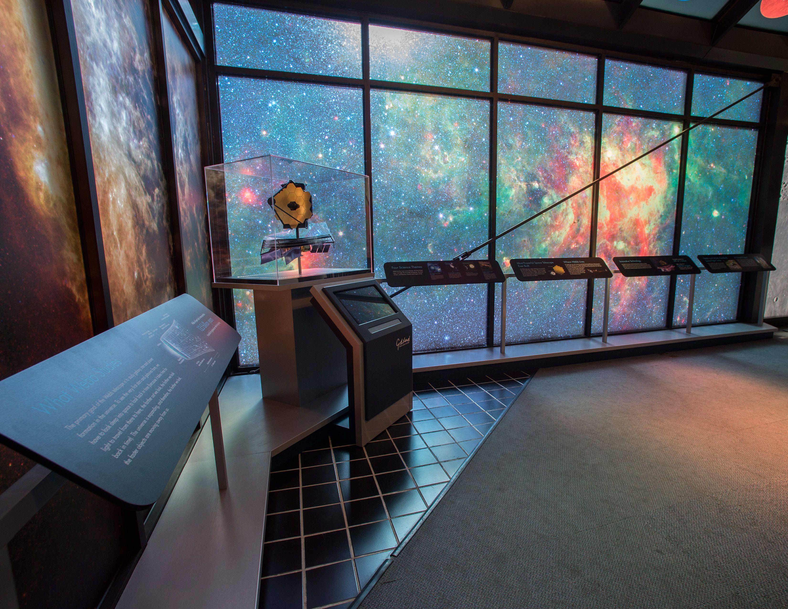 NASA Goddard Space Flight Center's Visitor Center