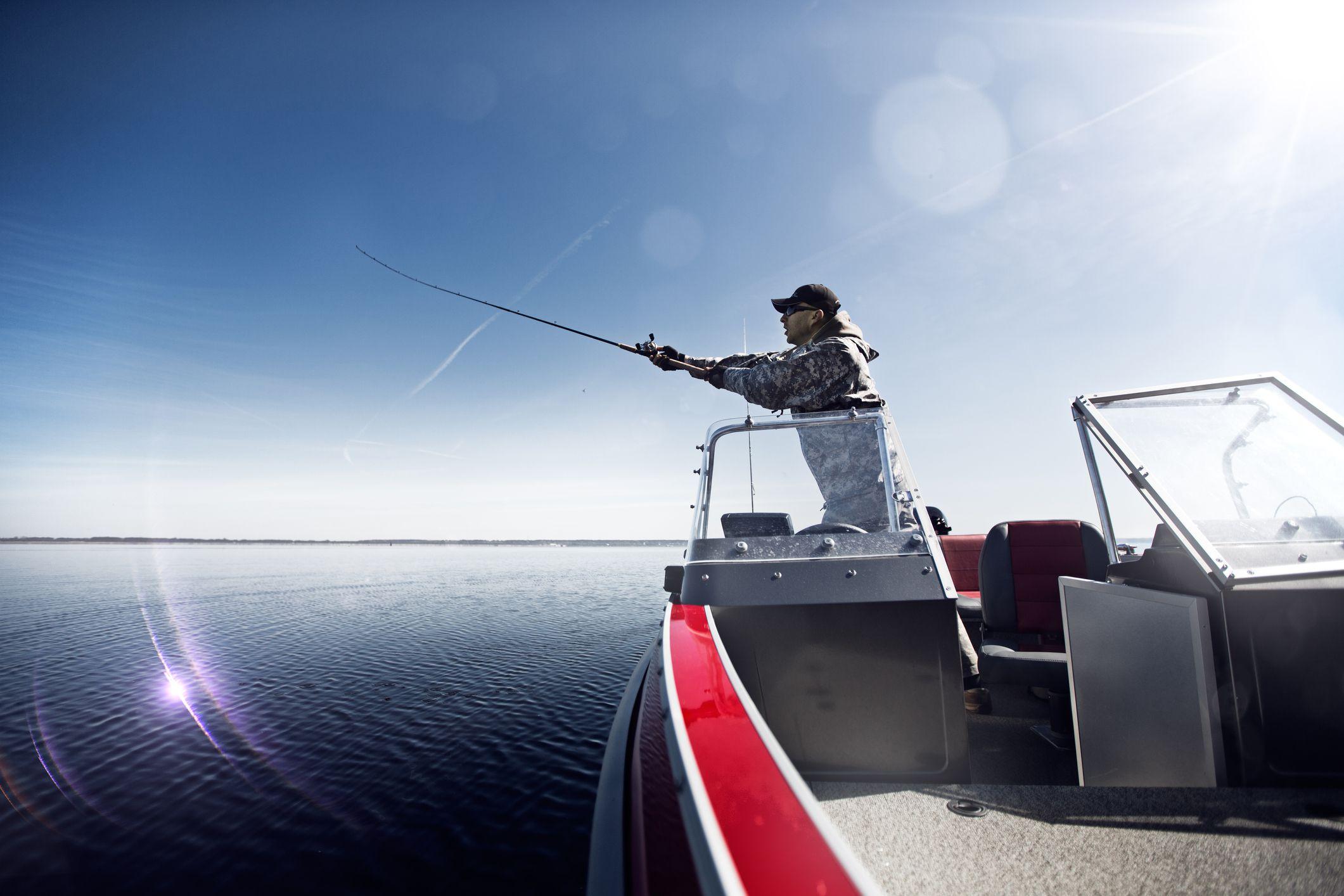 NITRO BASS FISHING BOATS