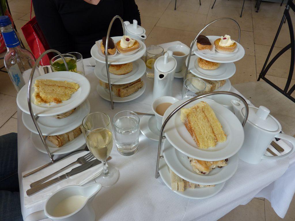 Mid Range Afternoon Tea In London