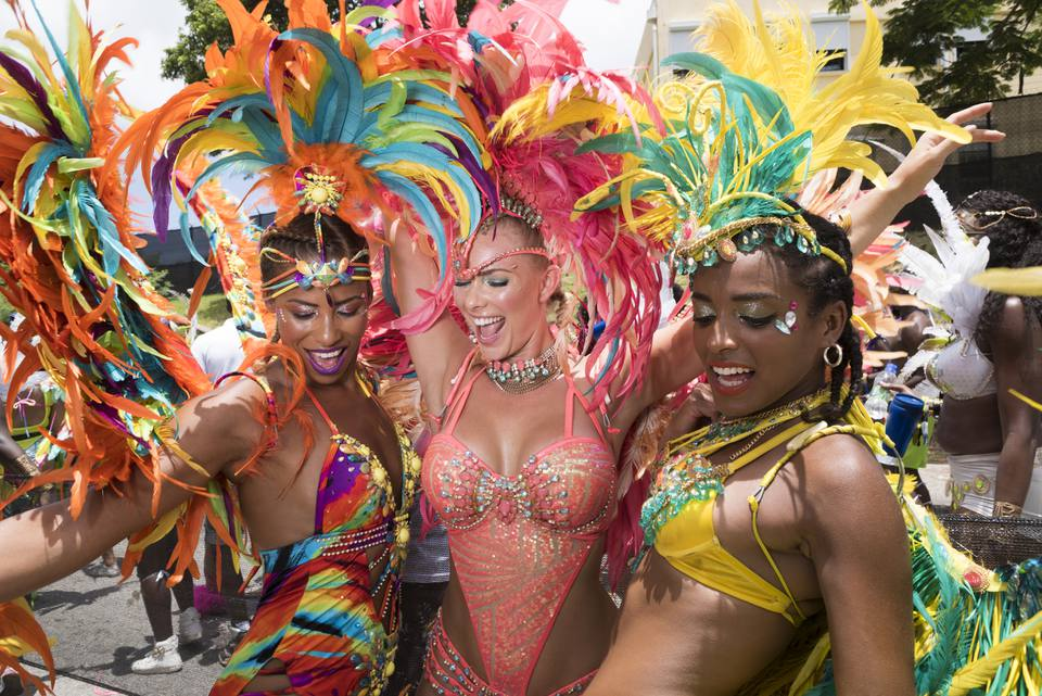 Barbados Crop-Over Carnival - Grand Kadooment