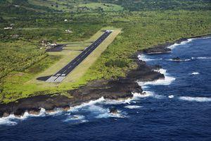 Hana Airport on Maui