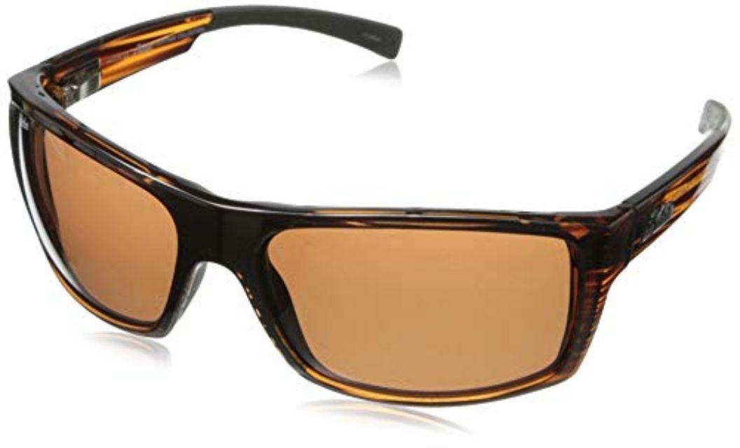 9fecdf5f40 Best Casual Style  Hobie Men s Baja Polarized Rectangular Sunglasses
