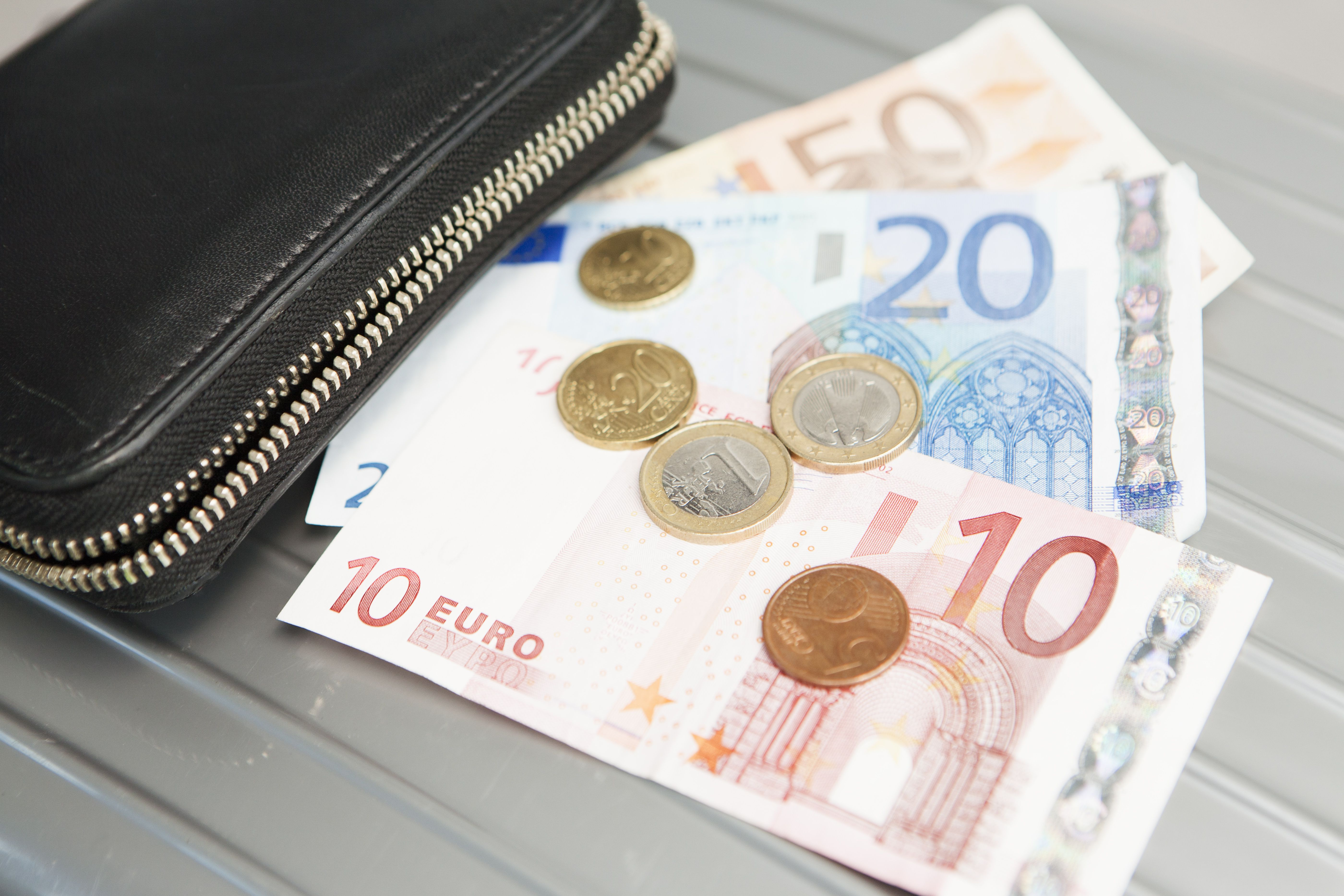 Euros In London And The United Kingdom