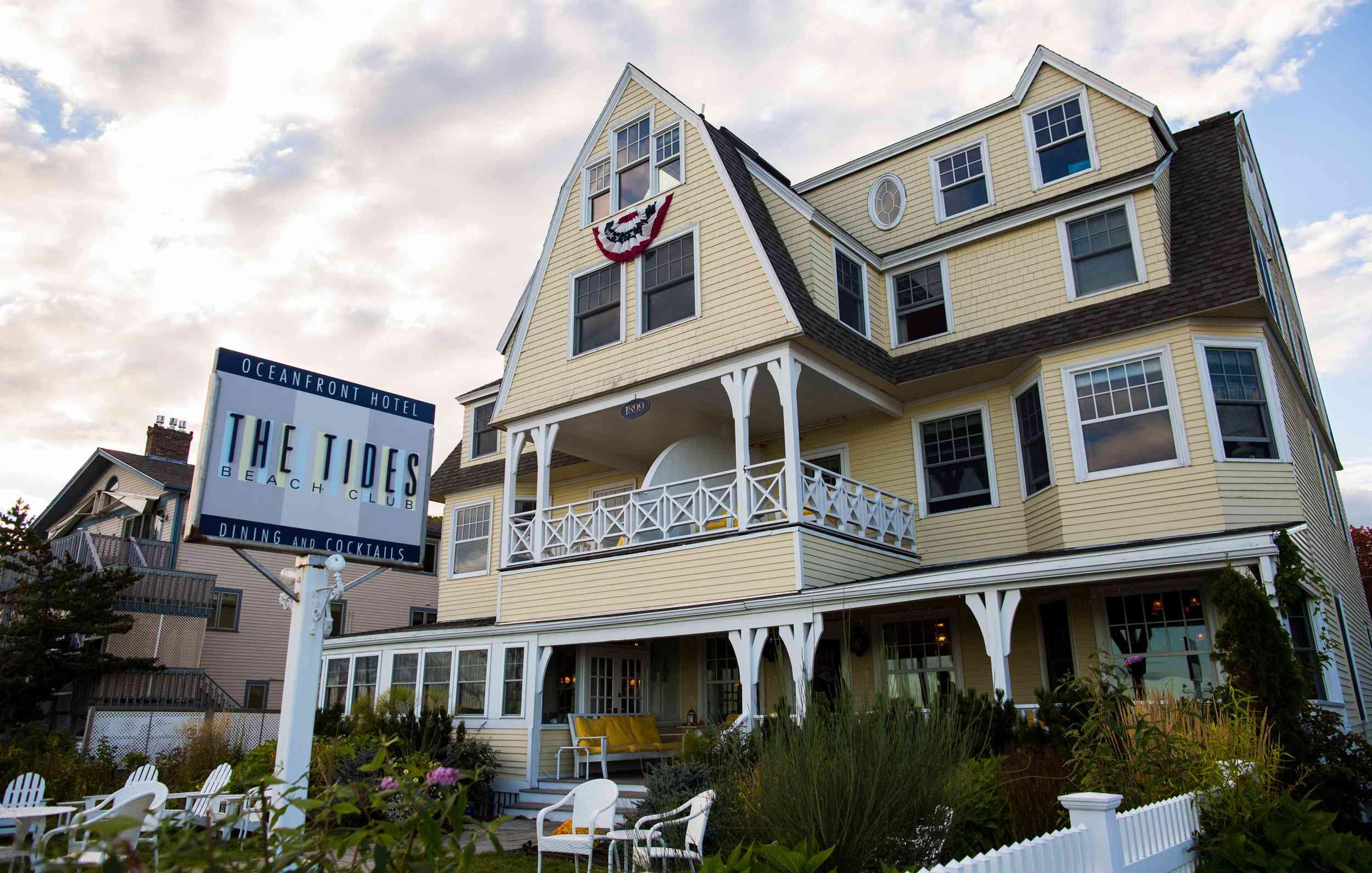 Tides Beach Club Maine