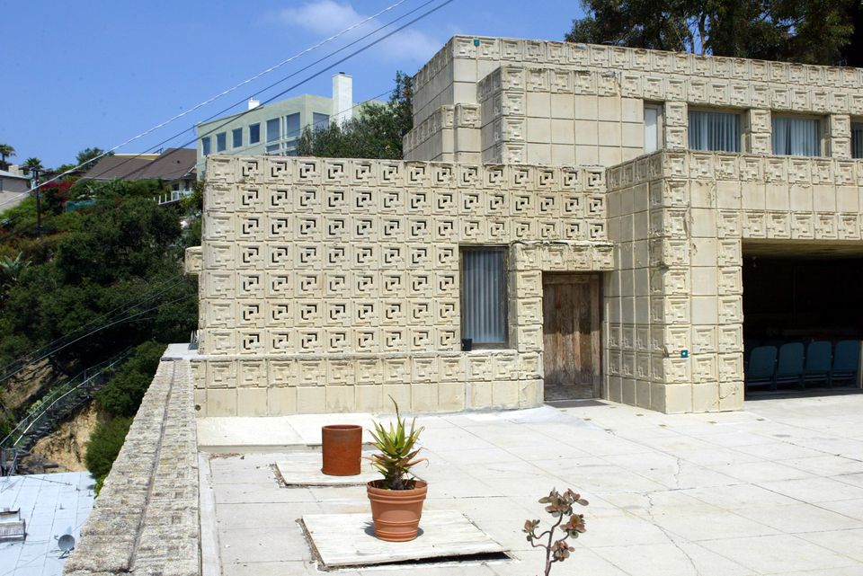 Ennis House, Los Angeles