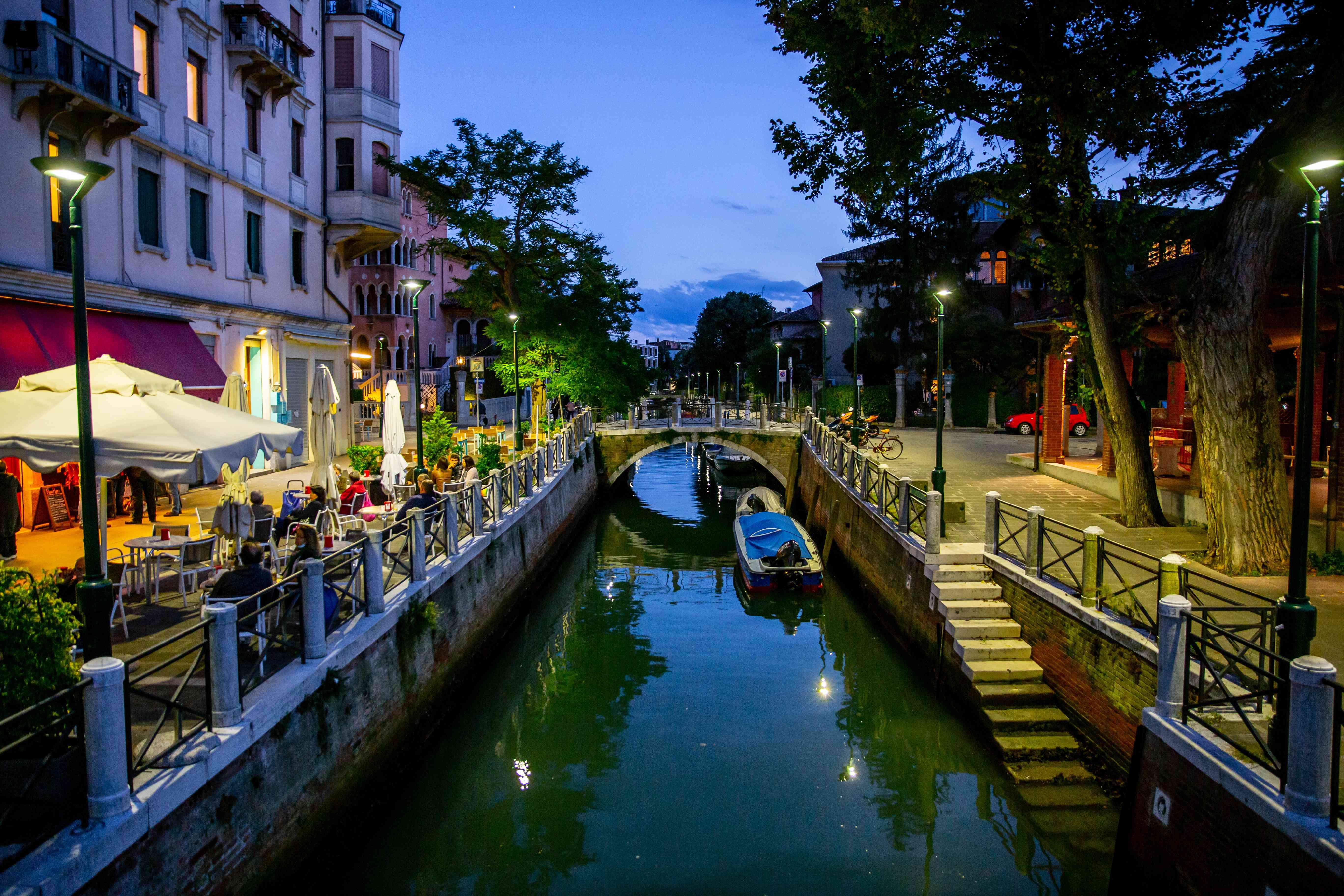Lido di Venezia, Venice, Italy