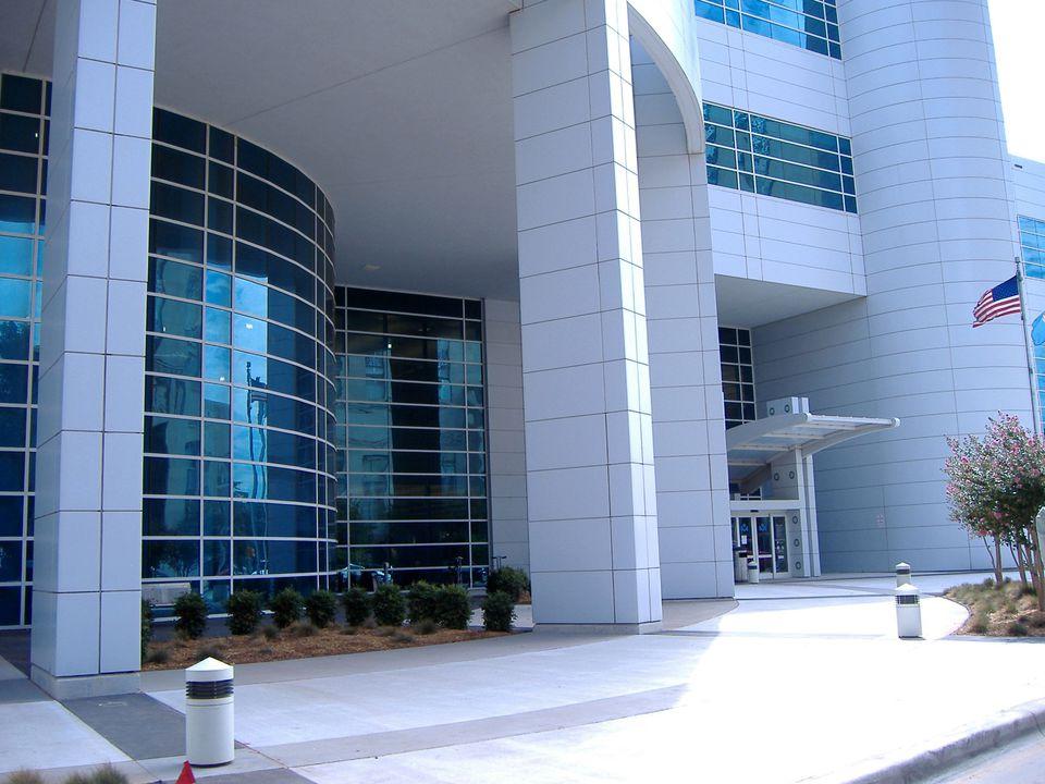 Ronald J. Norick Downtown Library Oklahoma City