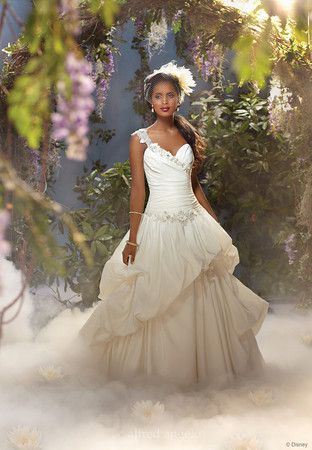 49b2a935fb9 Disney Princess Wedding Dresses by Alfred Angelo