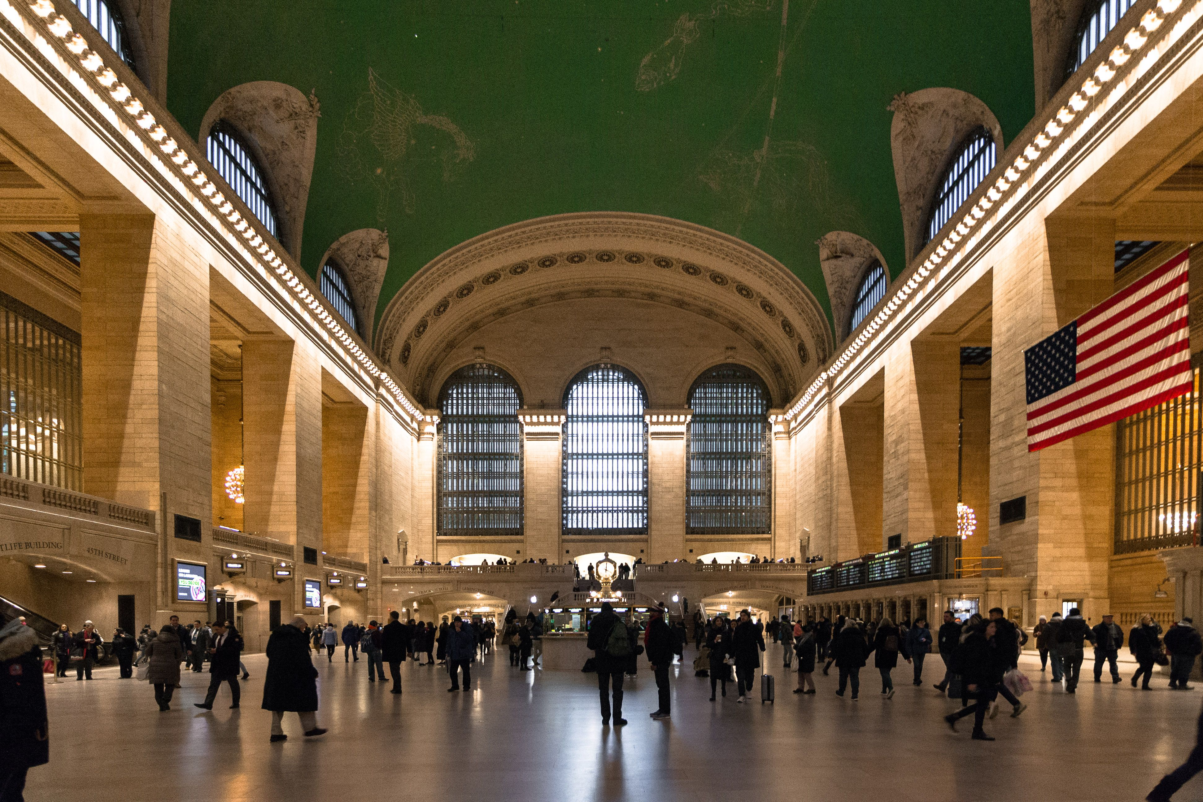 Best Places to Visit in the United States: Points of ...  |Attractions Near Grand Central Station