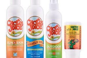 Cactus Juice products