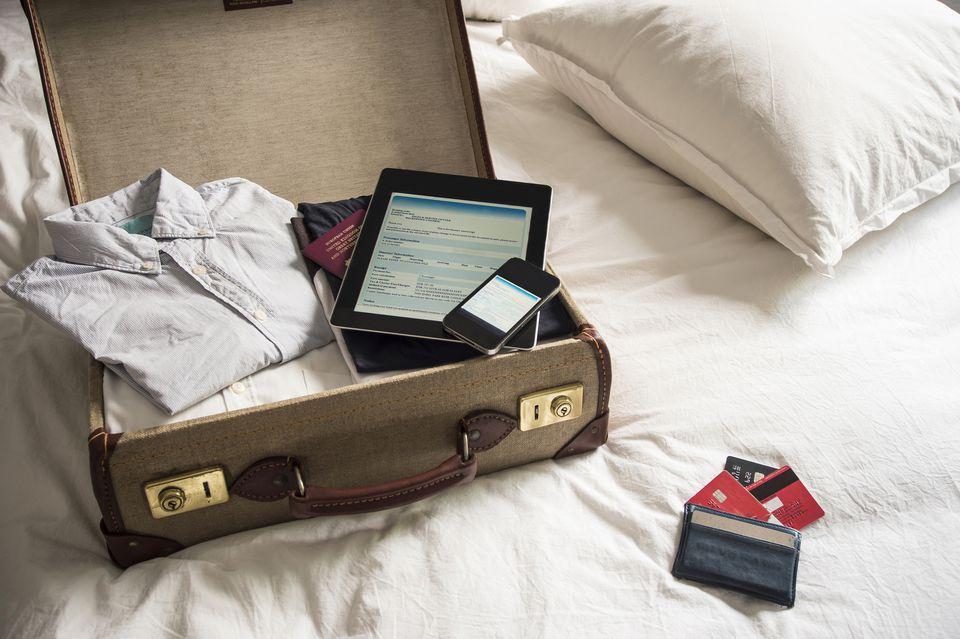 important travel documents