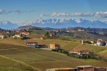 Piedmont in autumn
