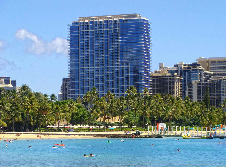 Trump Hotel Waikiki on Honolulu's legendary beach