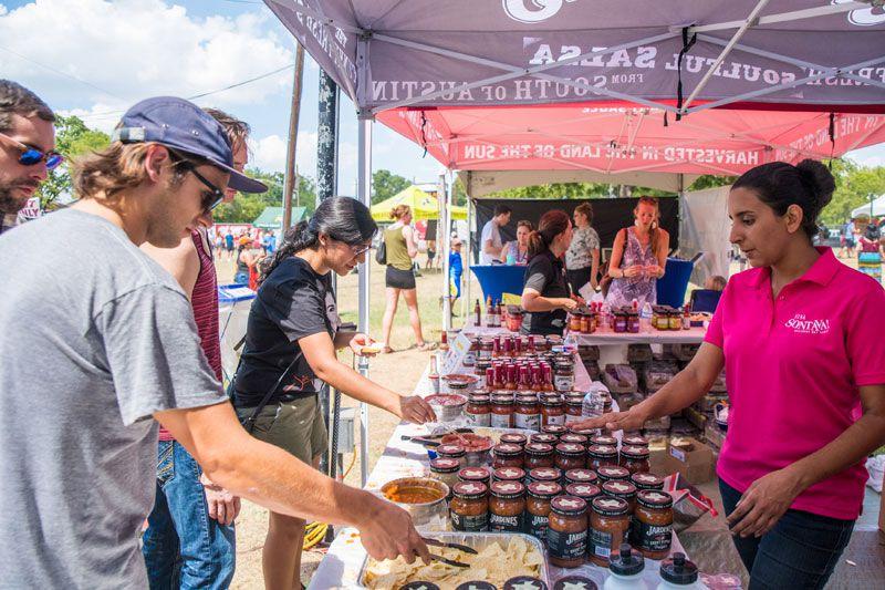 28th Annual Austin Chronicle Hot Sauce Festival