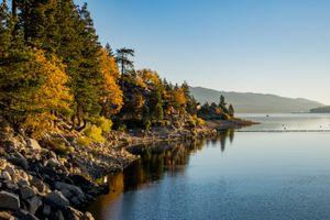 Fall at Big Bear Lake