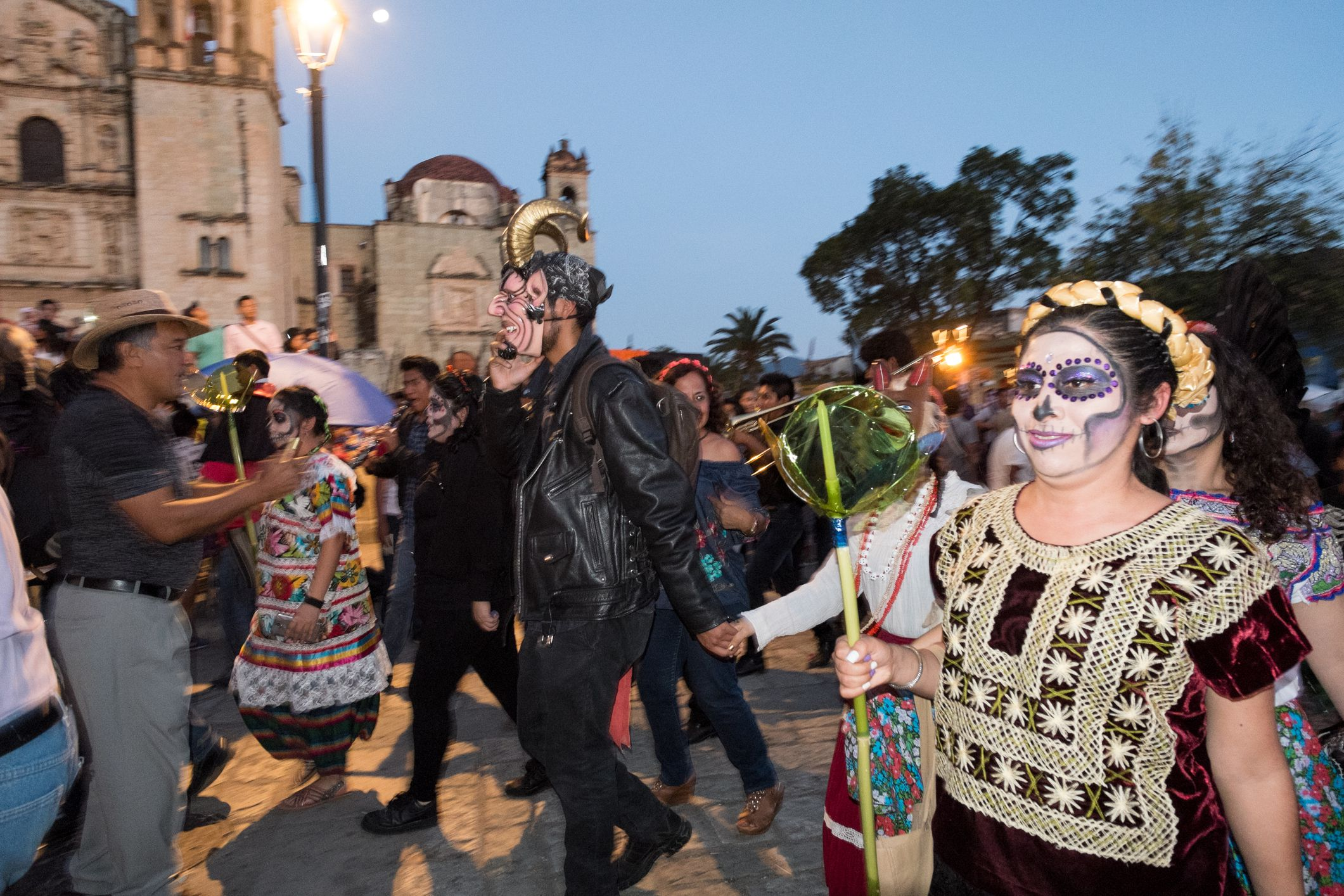 Experience Day Of The Dead In Oaxaca Mexico
