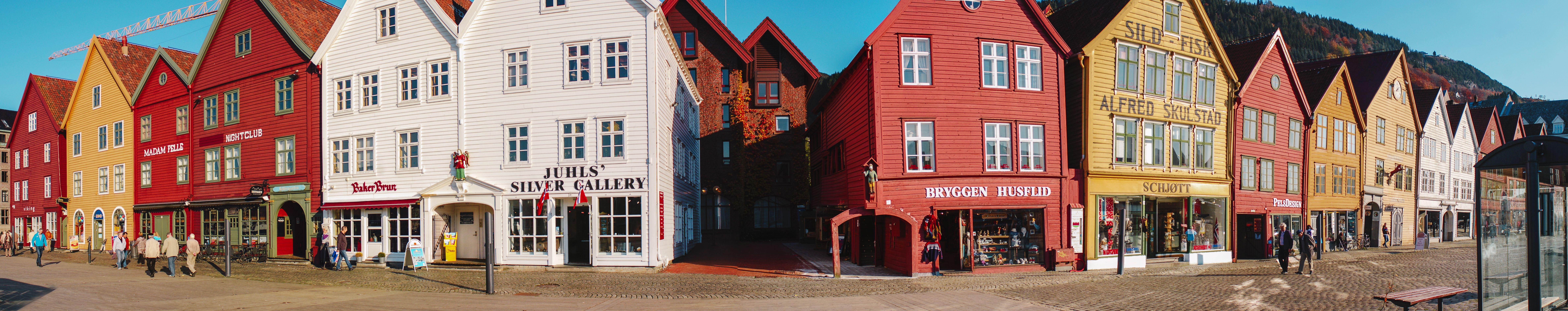 The Bryggen in Copenhagen