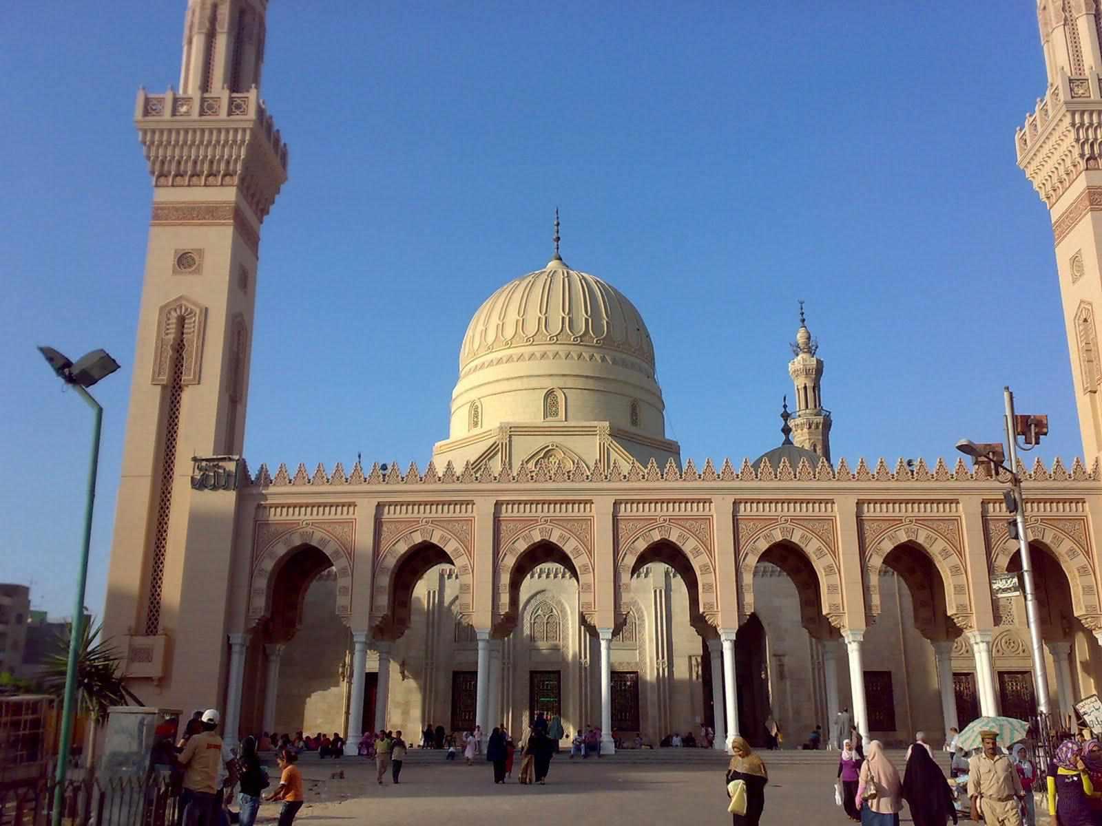 Ahmad al-Badawi Mosque, Tanta