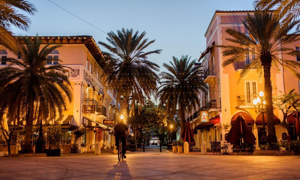 Miami Beach Downtown