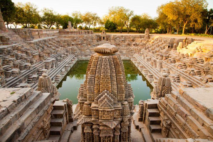 Templo del Sol, Modhera, Gujarat