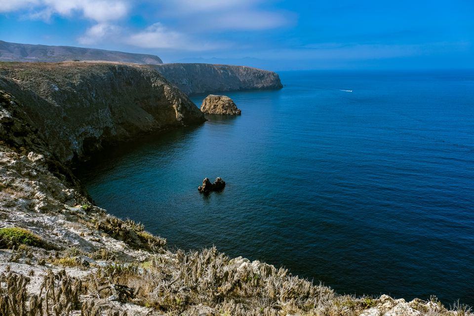Cliffs of Channel Islands National Park