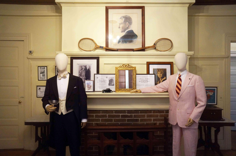 F. Scott and Zelda Fitzgerald Museum, Gatsby suits