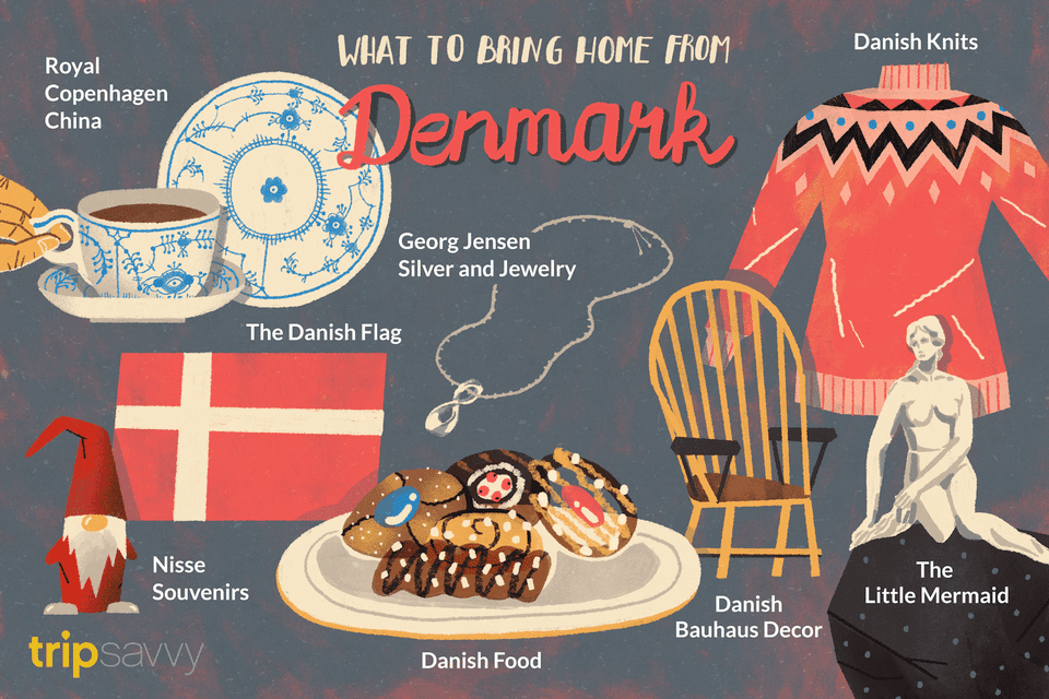 Souvenirs to Bring Home From Denmark