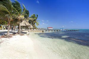 Beautiful San Pedro in Ambergris Caye, Belize
