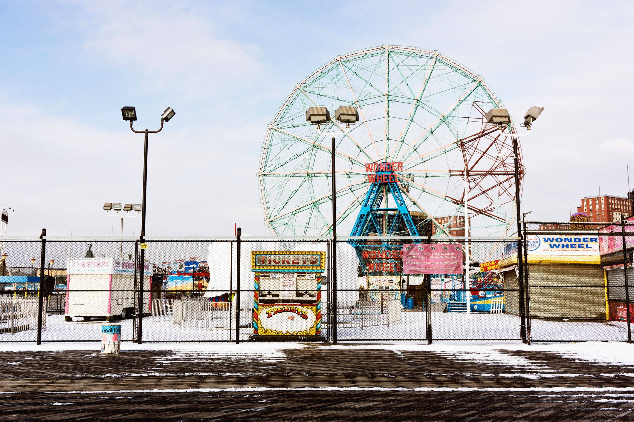 Coney Island Hours >> The Best Things To Do At New York S Coney Island In Winter