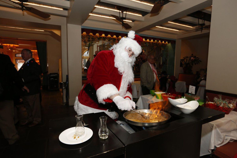 Breakfast with Santa Brennan's
