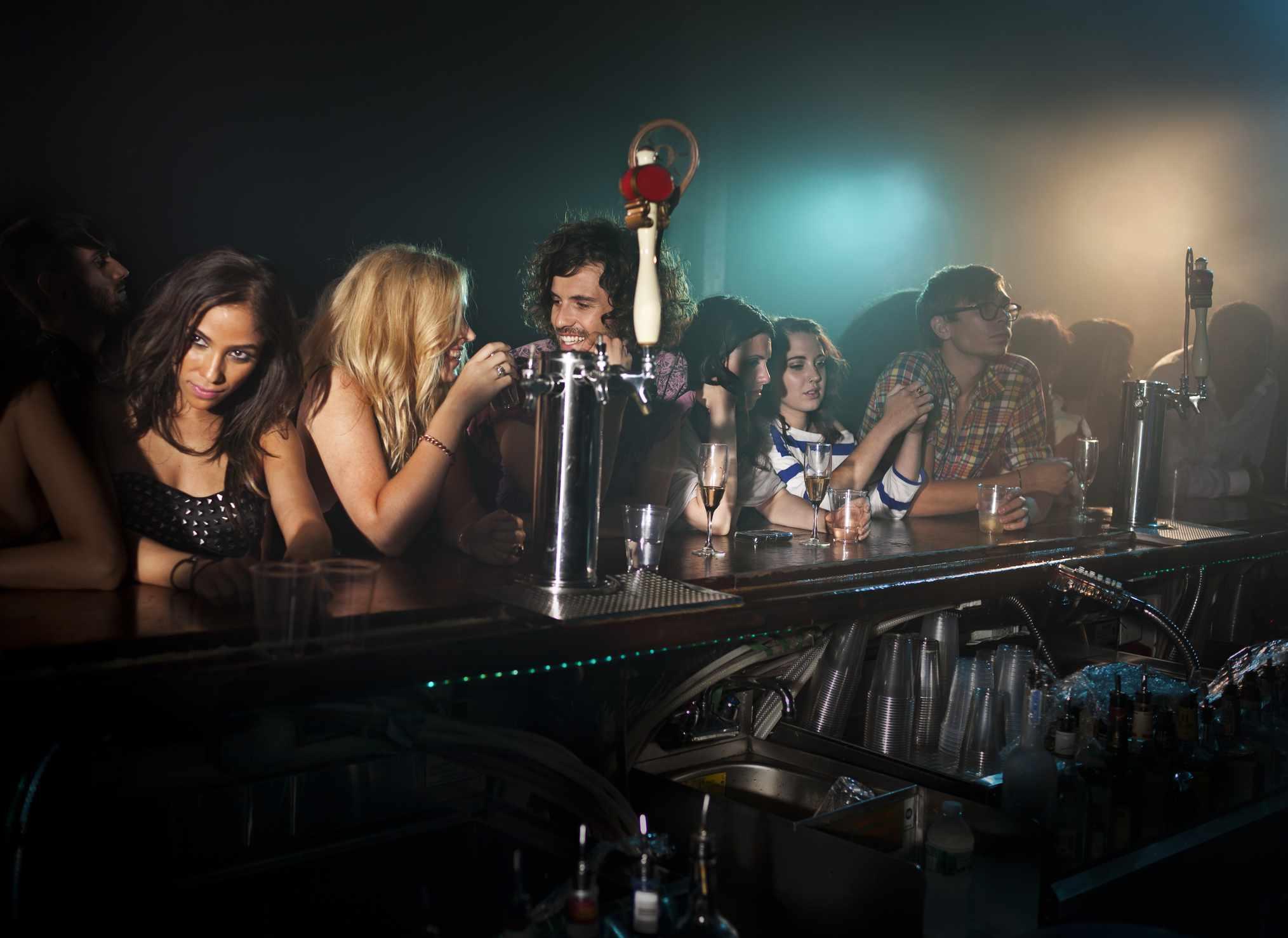 New York City nightclub
