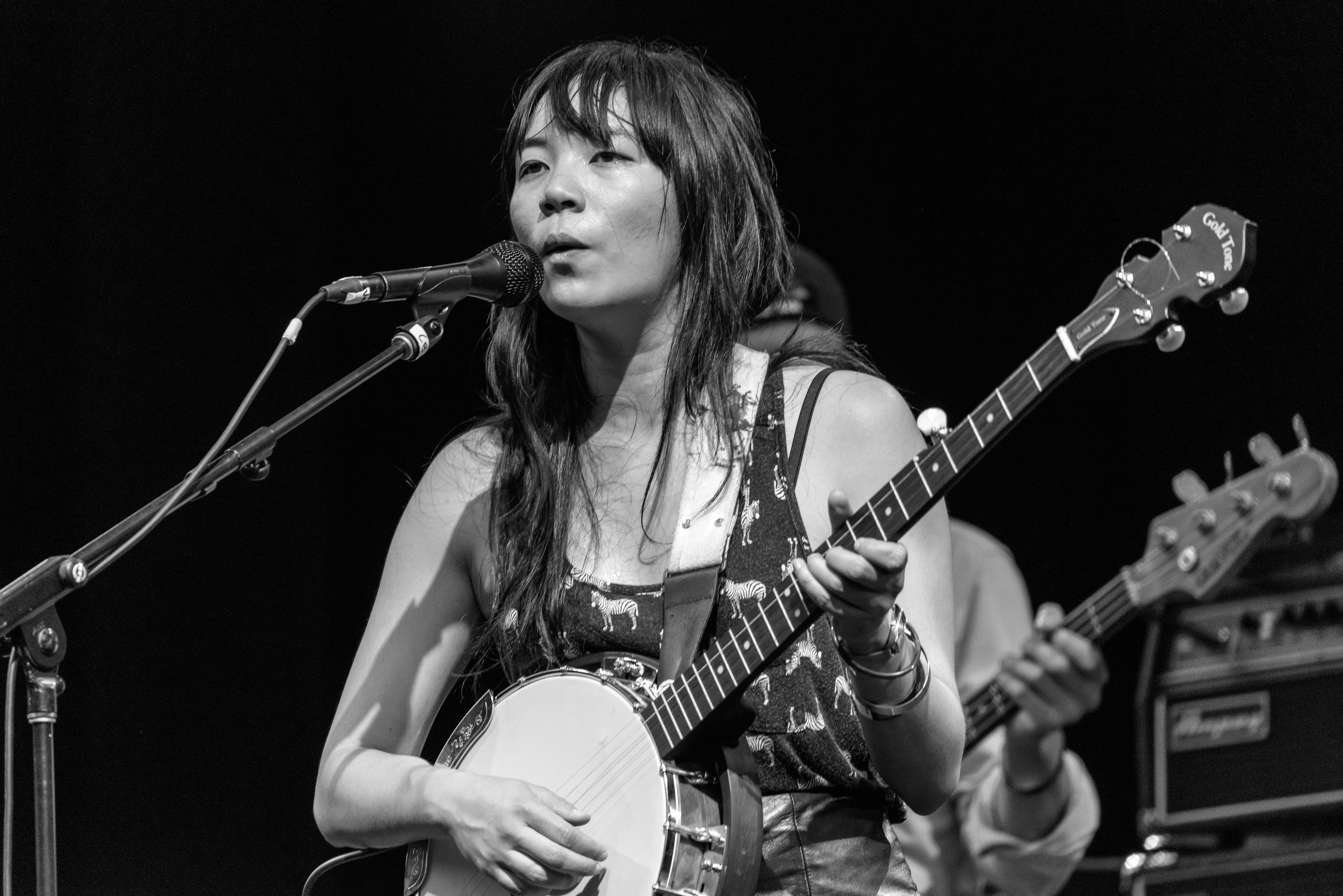 Music - Thao & The Get Down Stay Down - Prospect Park Bandshell - Celebrate Brooklyn