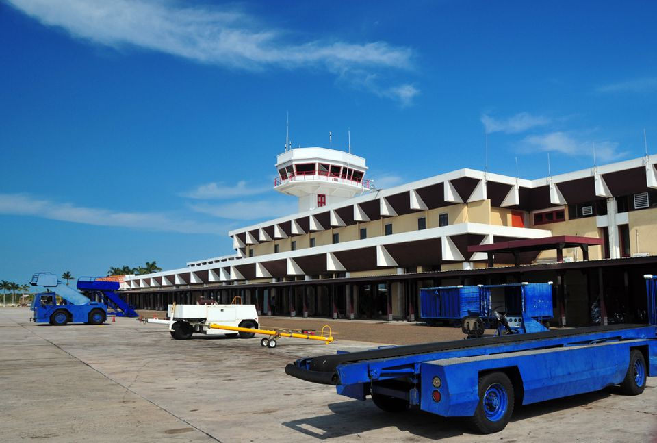 Philip S.W. Goldson International Airport