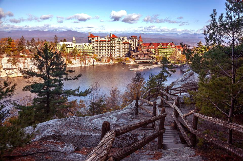 mohonk in new paltz