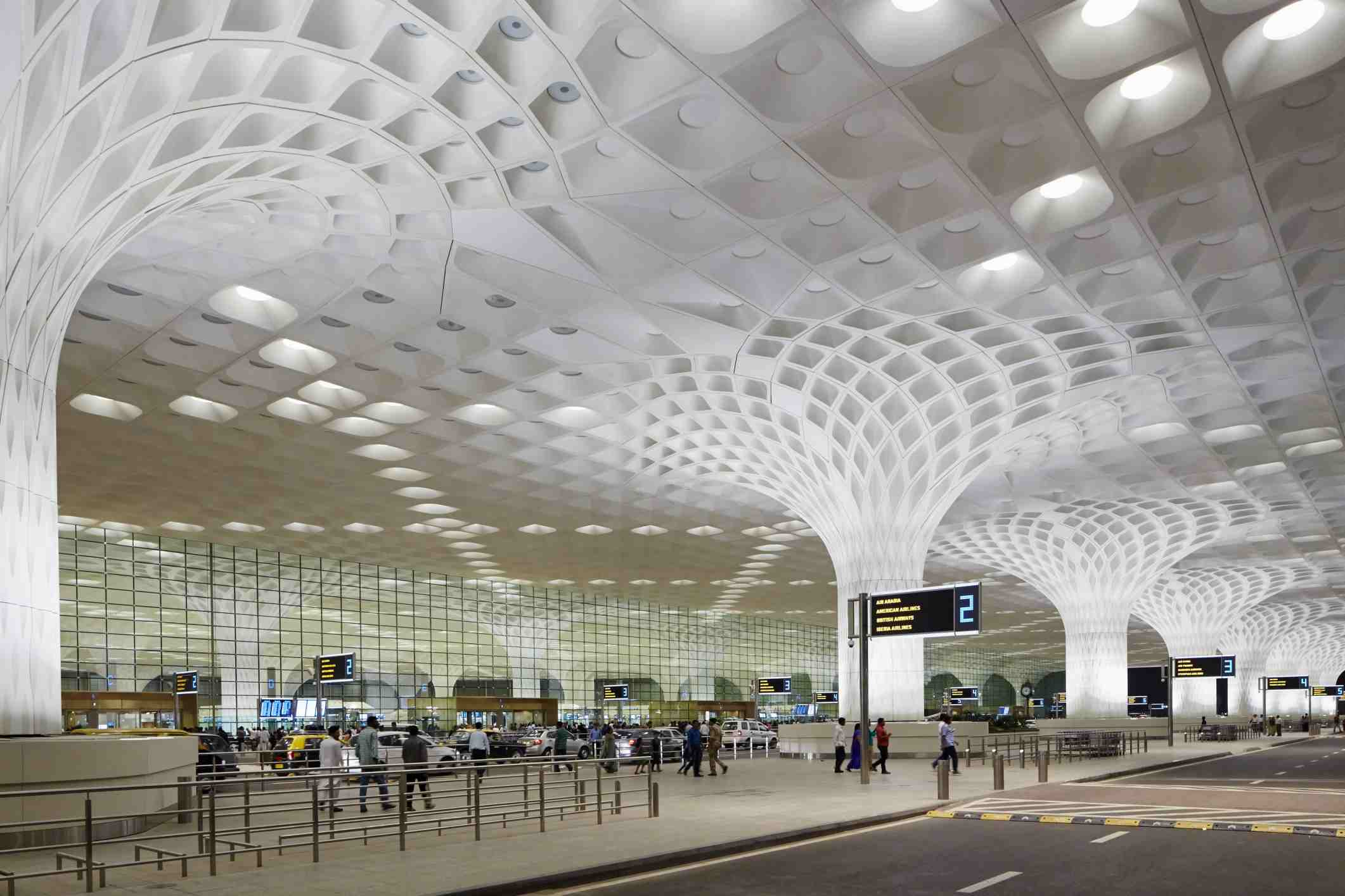 Aeropuerto de Mumbai Terminal 2