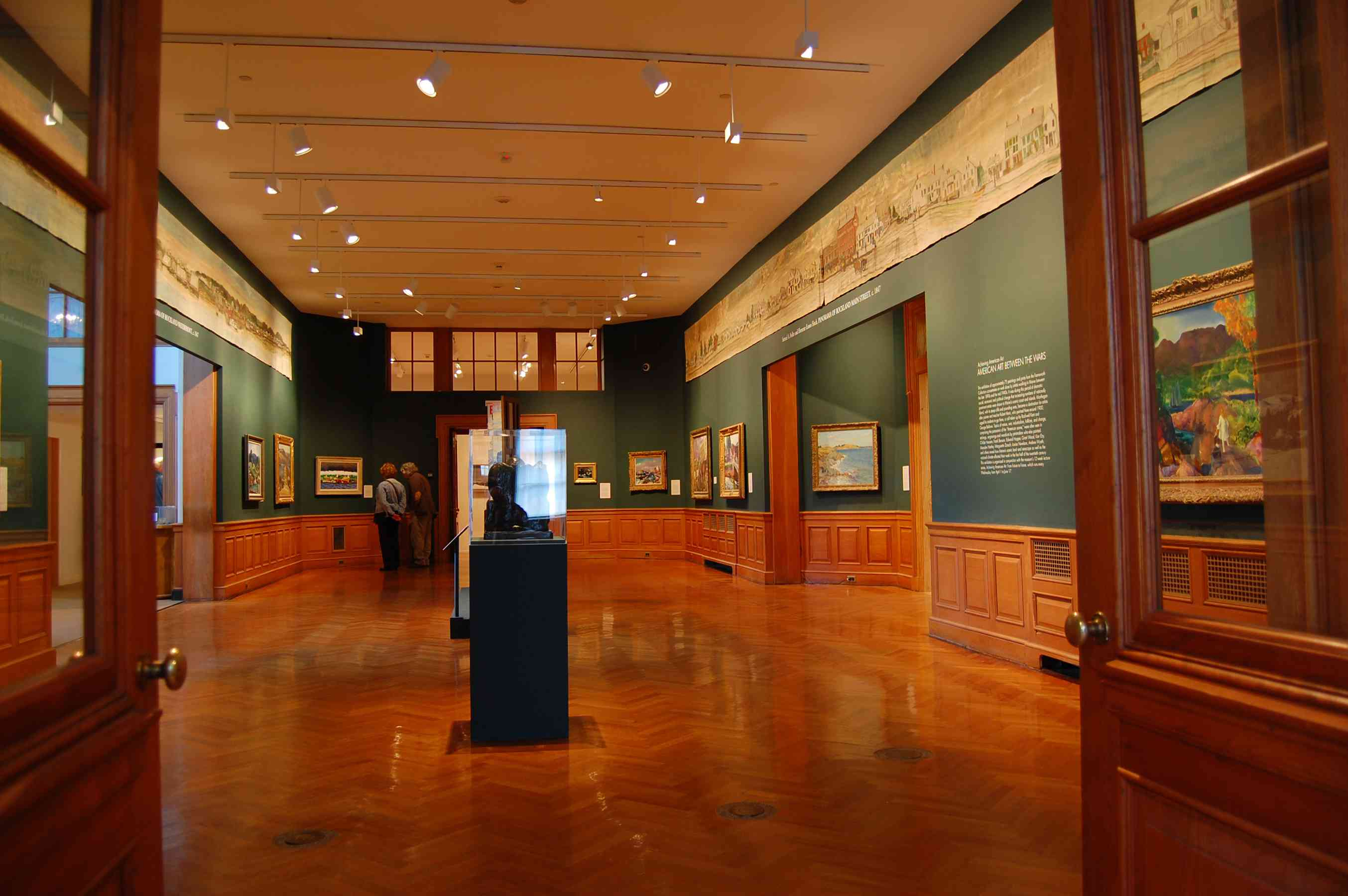 Farnsworth Art Museum Rockland Maine