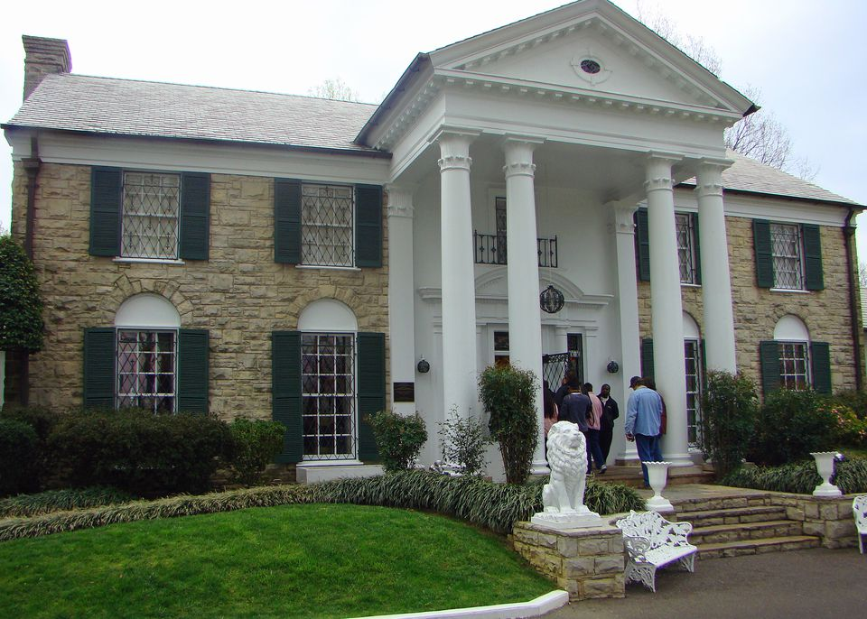 Graceland Mansion, Memphis, Tenn.