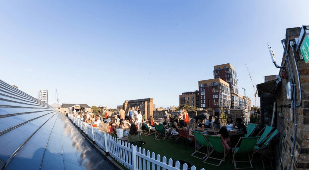 Best Rooftop Bars To Drink In London
