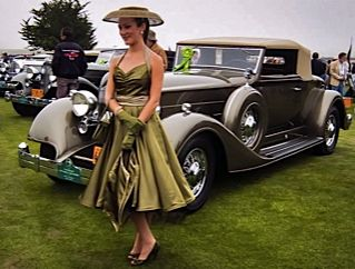 Pebble Beach Concours DElegance Classic Car Show - Quail car show tickets price
