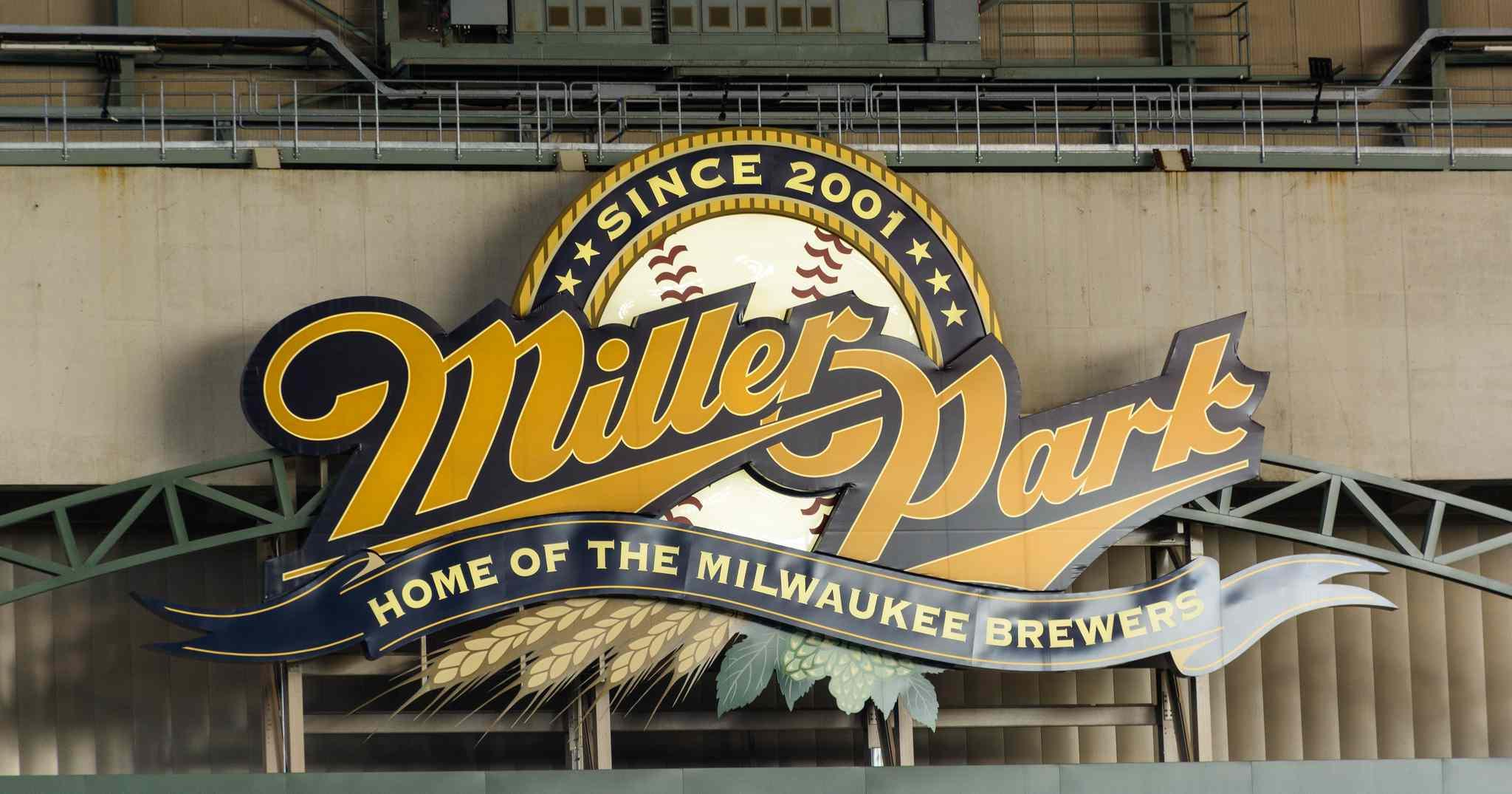 Miller Park Milwaukee Brewers