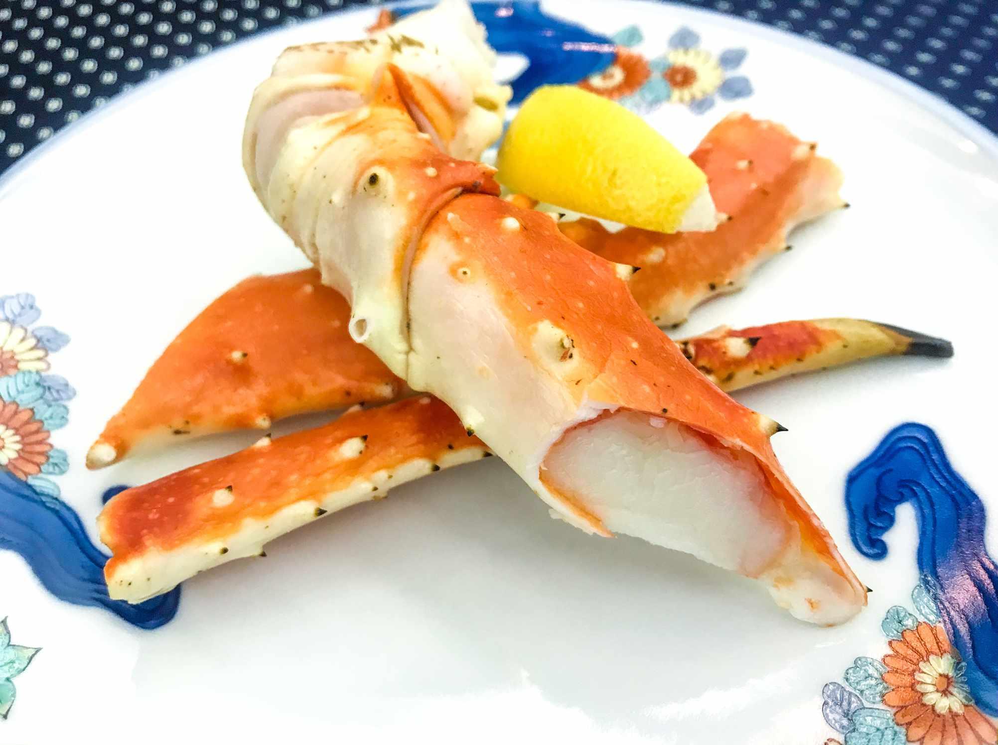 Crab Hokkaido