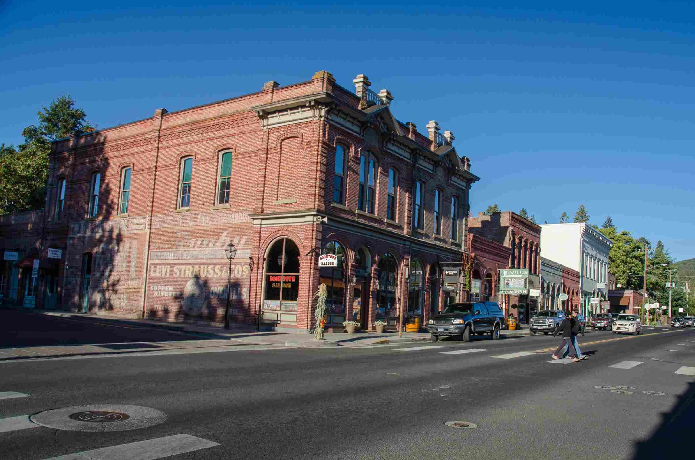 Historic Jacksonville, Oregon