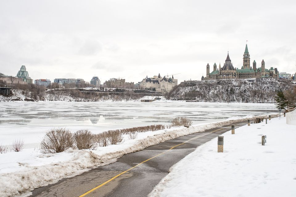 Canada Monthly Weather And Event Calendar