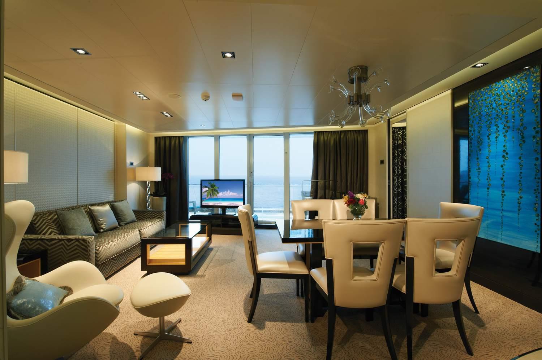 Norwegian Getaway Deluxe Owner's Suite